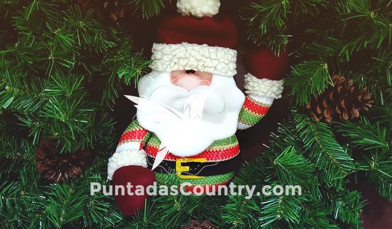 Curso de manualidad de Papá Noel en Country