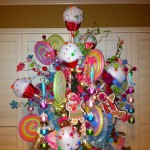 Arbol de navidad candy