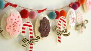 Puntadas Country - Colgante-navidad-bombones-Candy